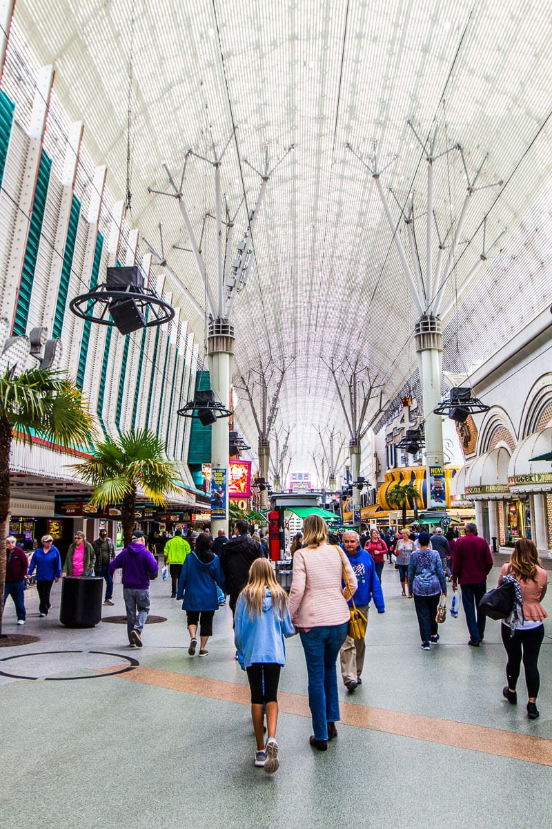 Things to do in Fremont St, Downtown Las Vegas