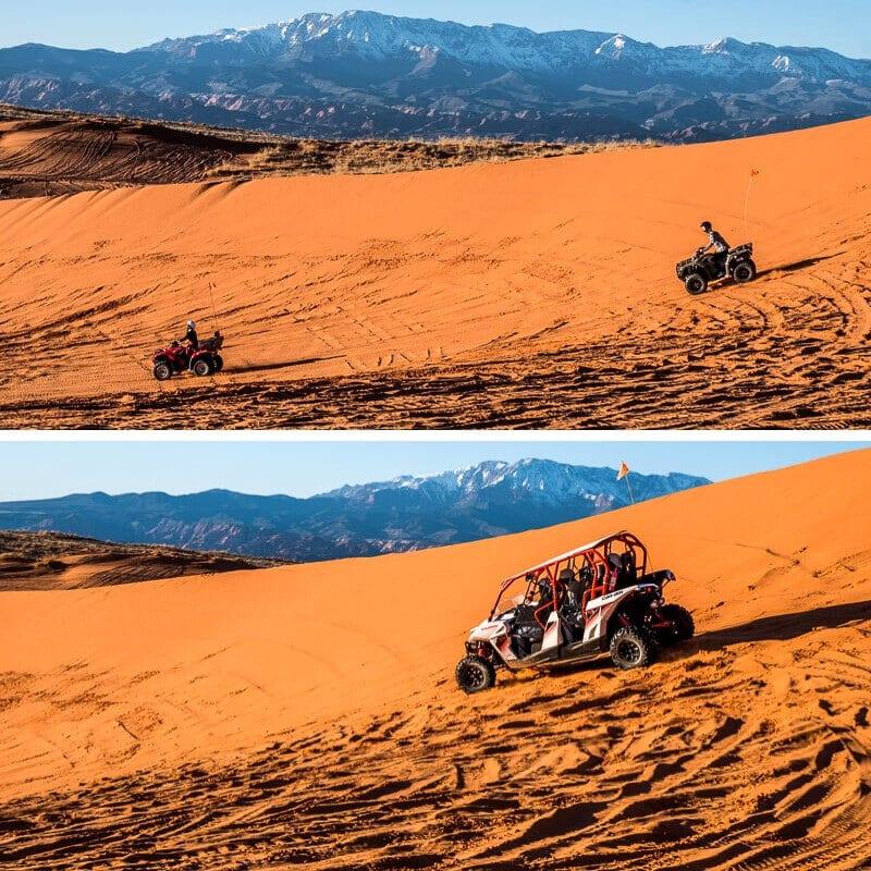 ATV adventure Utah