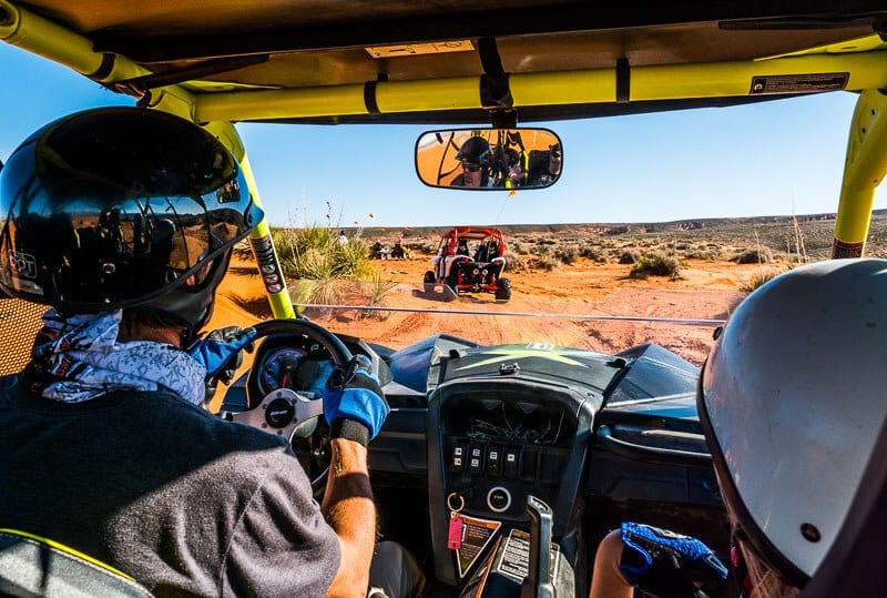 Utah atv adventures St George