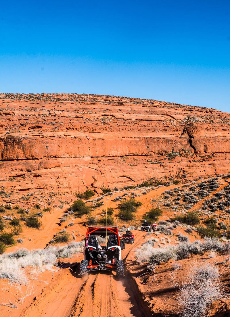 ATV adventures in St. George Utah