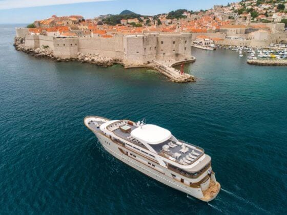 croatia islands sailing tours