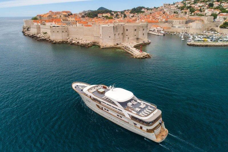 croatia islands sailing tours