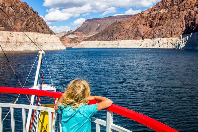 Lake Mead Cruise, Nevada