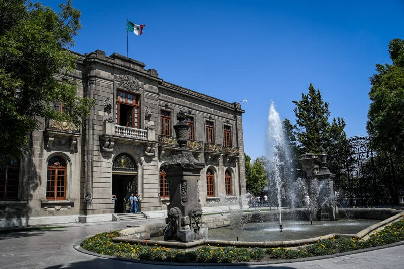 Chapultepec Castle - Mexico City attractions