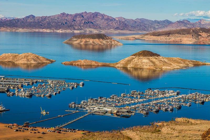 Lake Mead Recreation Area, Nevada