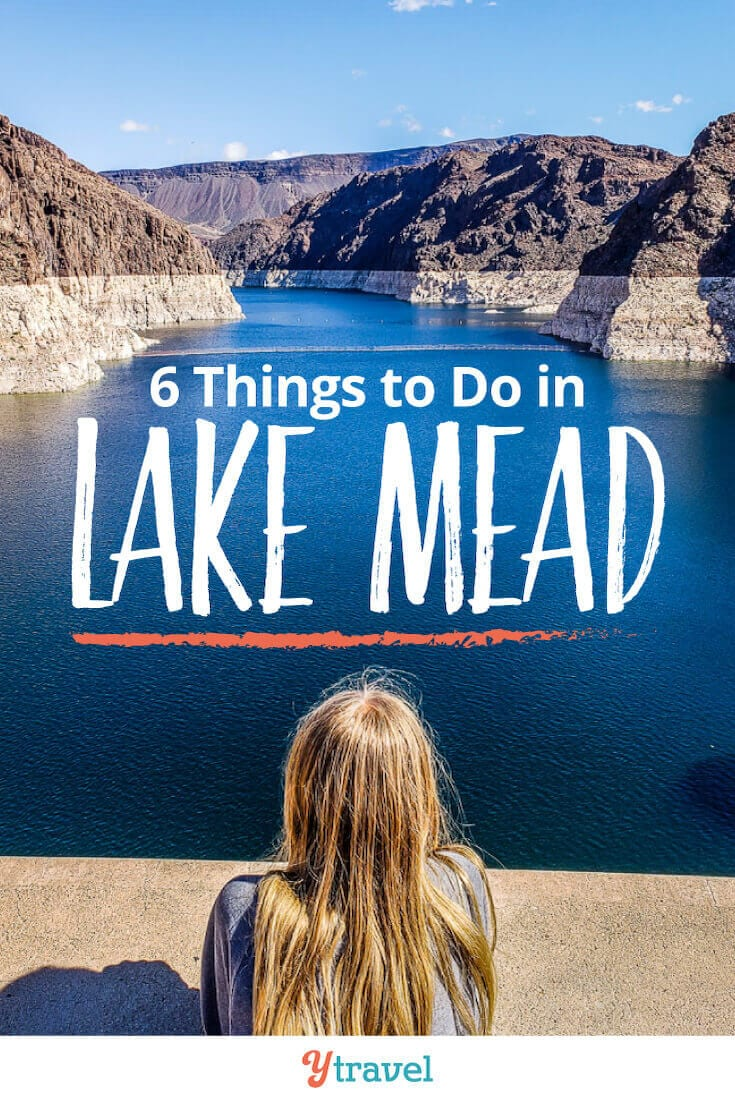 6 Best Things to do at Lake Mead, Nevada. One of the best day trips from Las Vegas is to Lake Mead. Here are the 6 best things to do, plus tips on tours, camping at Lake Mead, and how to get there!