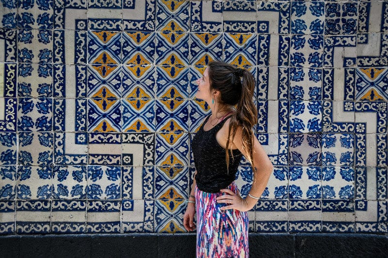 Mexico City House of Tiles