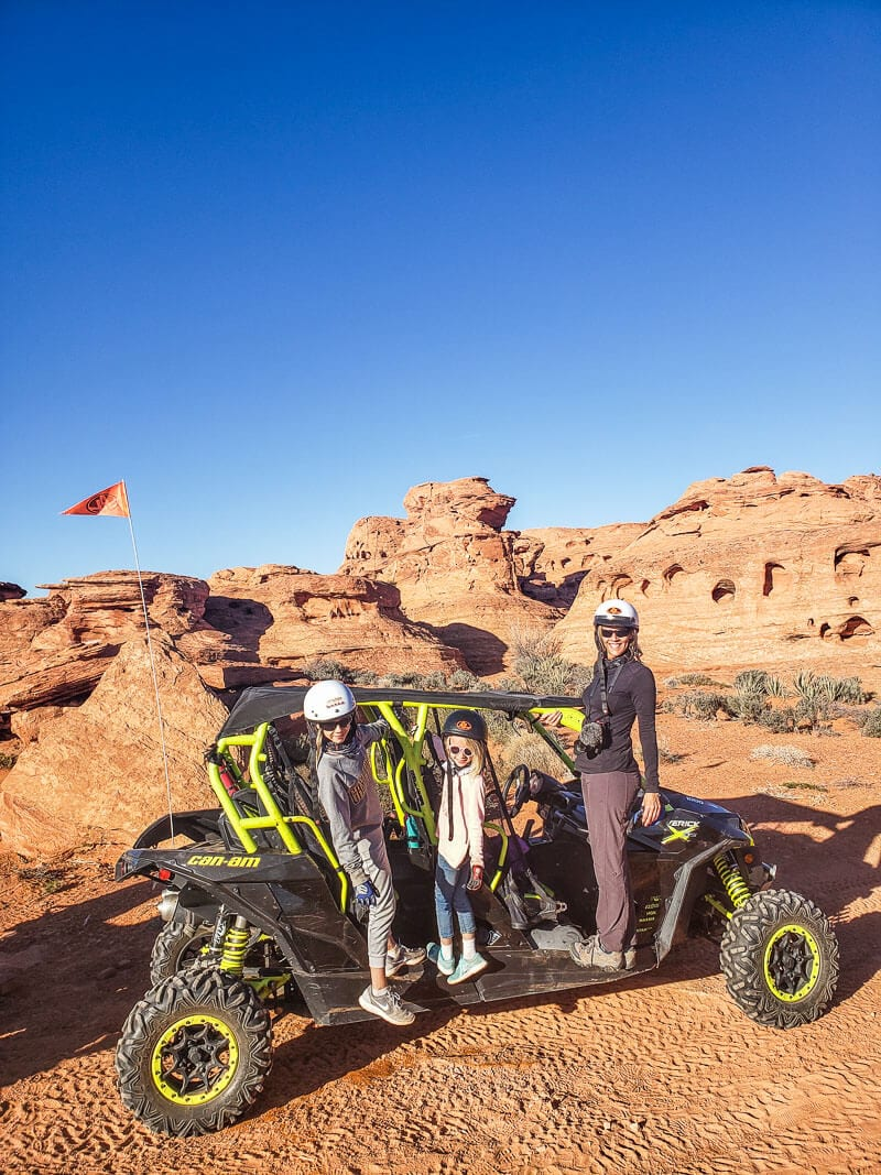 ATV adventures in St. George. Utah