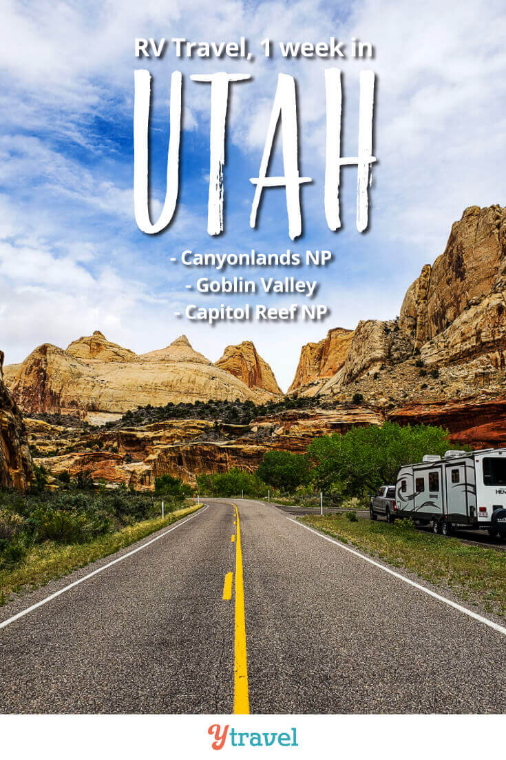 Week 22 of our USA road trip kept us in Utah. Highlights included Capitol Reef National Park, Goblin Valley State Park, and Scenic Highway 12. See all our tips, lessons, and costs on the blog!