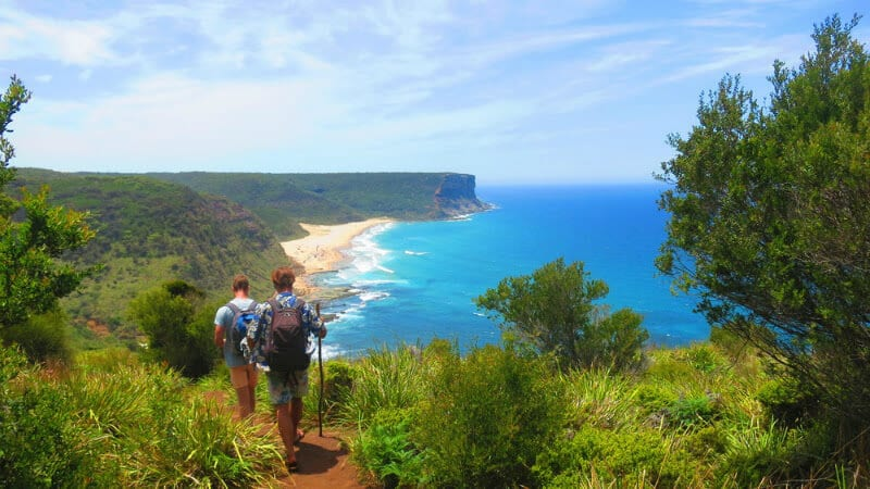 Hiking in Australia
