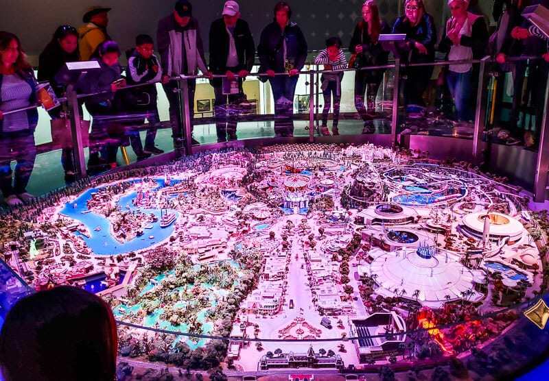 Walt Disney museum Presidio for kids