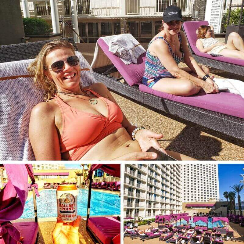 Harrah's Hotel Pool