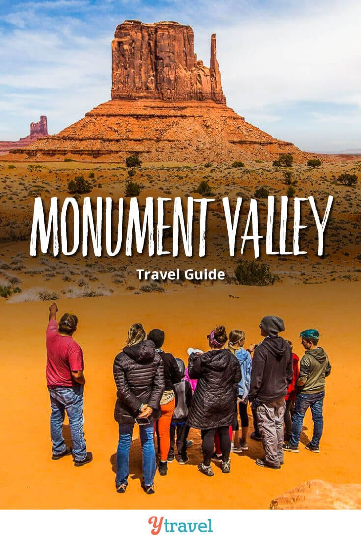 monument valley with kids
