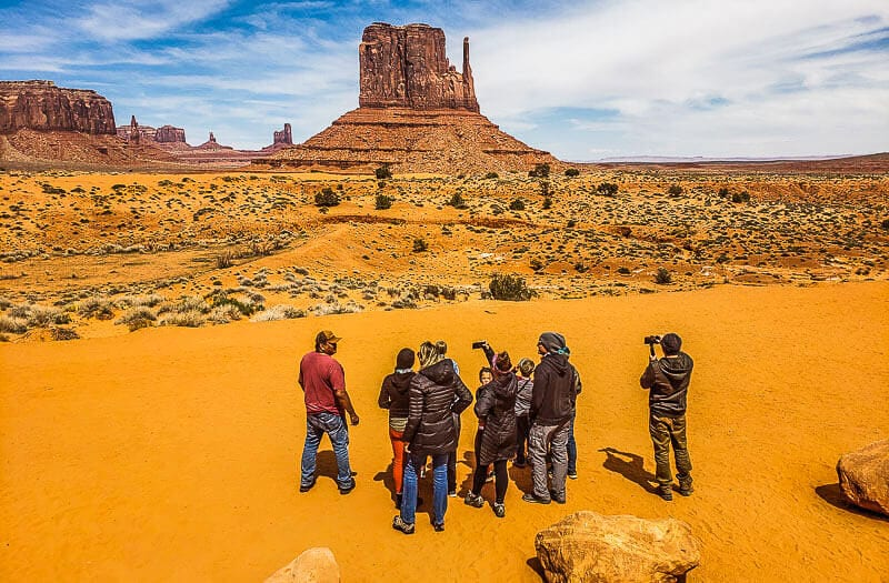 Monument Valley Navajo guided tour
