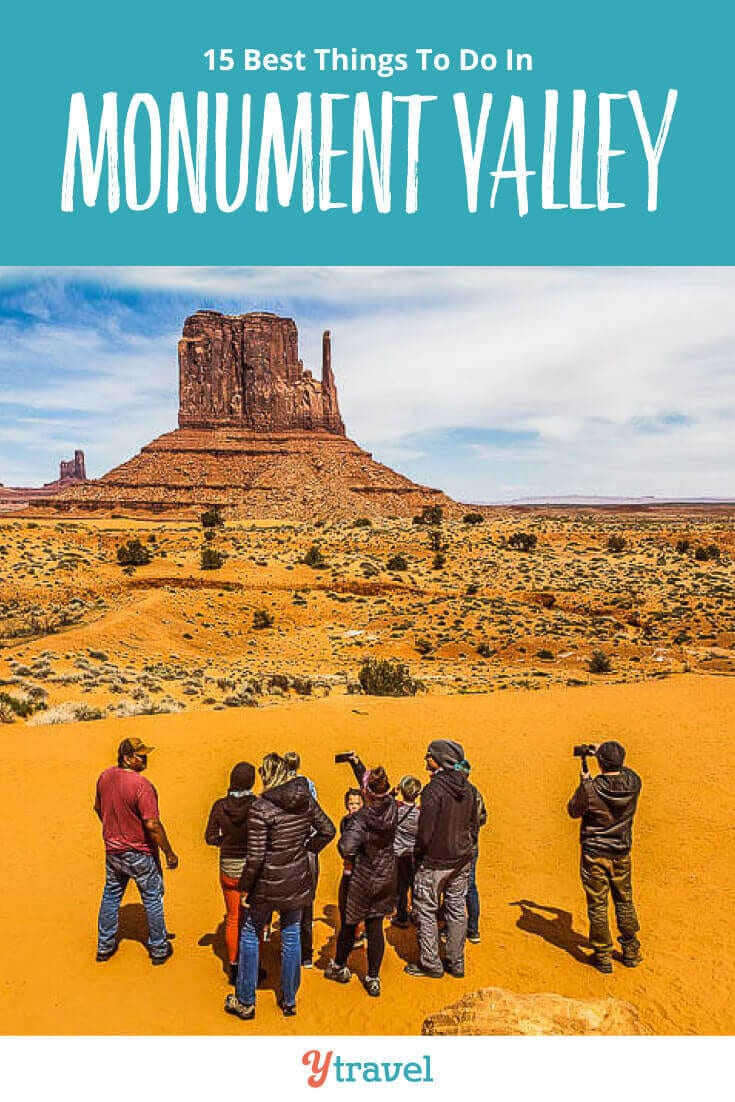 visiting monument valley navajo guide