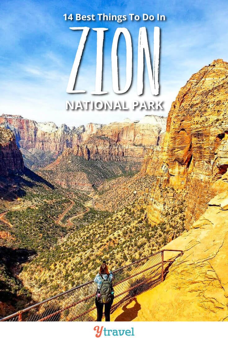 things to do in zion national park with kids