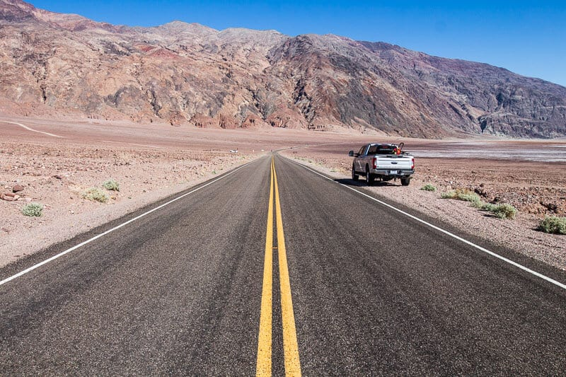 visit death valley national park