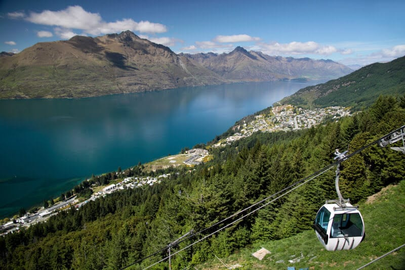Take a Skyline Gondola Ride to the Top of Bob's Peak