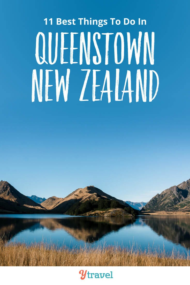 Planning to visit New Zealand? Don't miss Queenstown. Here are 11 of the best things to do in Queenstown New Zealand plus tips on hotels and information on flights and rental cars. See why Queenstown needs to be on your New Zealand road trip itinerary!
