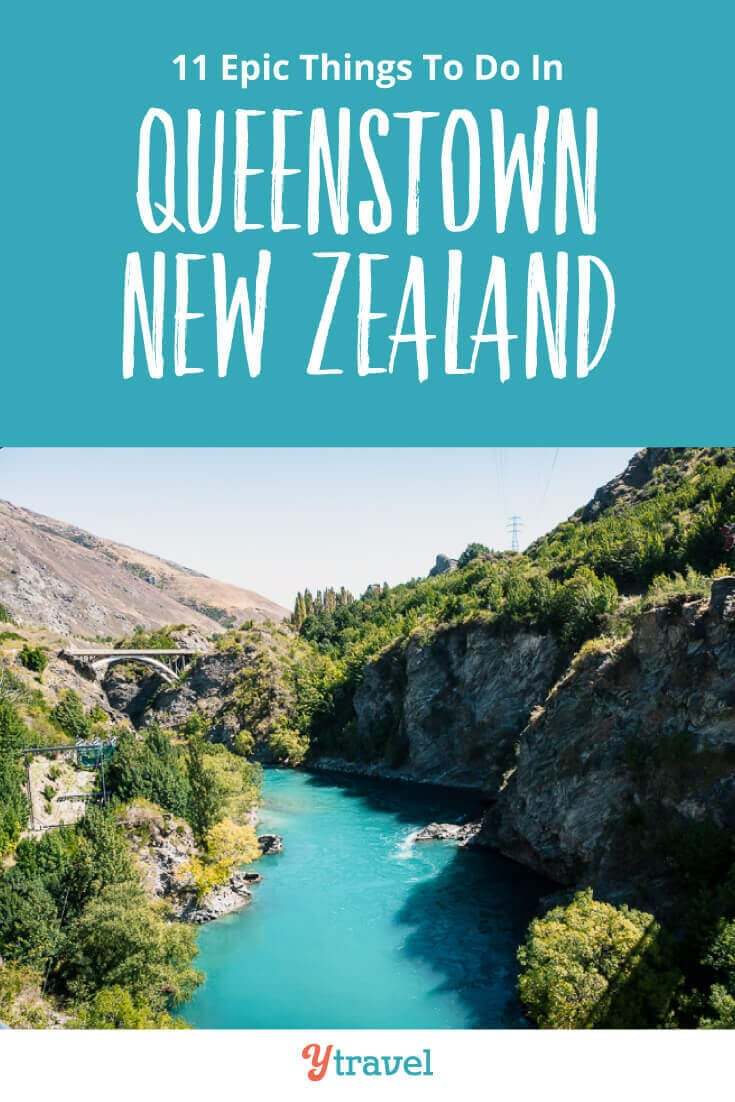 Looking to visit New Zealand? Don't miss Queenstown. Here are 11 of the best things to do in Queenstown New Zealand plus tips on hotels and information on flights and rental cars. See why Queenstown needs to be on your New Zealand itinerary!
