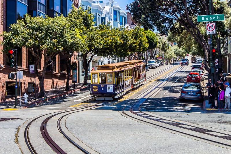 Téléphérique de San Francisco