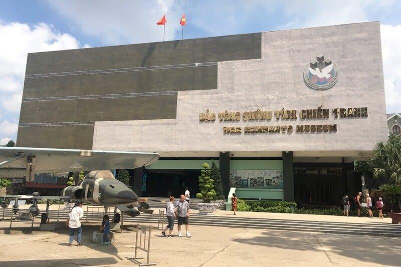 1. Musée des vestiges de guerre