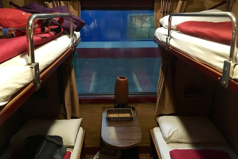 Transport - Sleeper Train