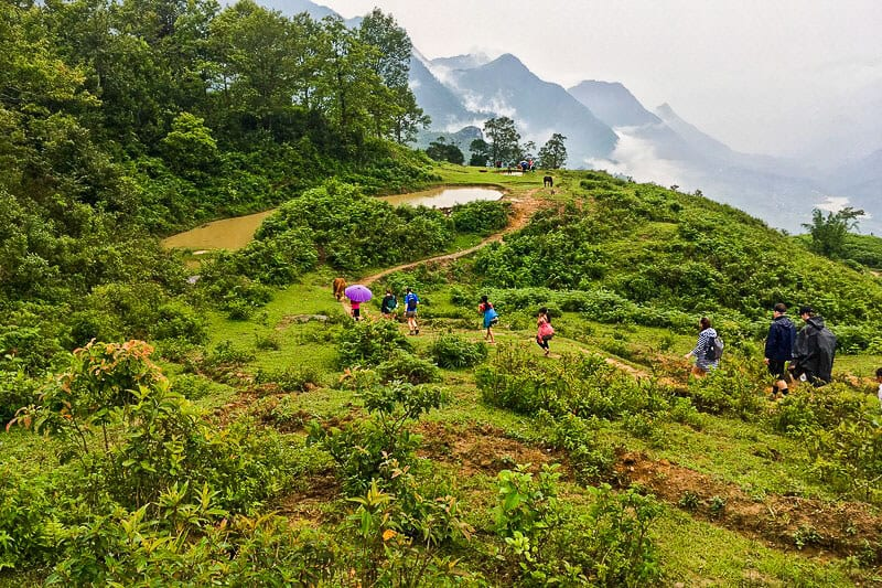 Trekking in Sapa - Best things to do in Vietnam