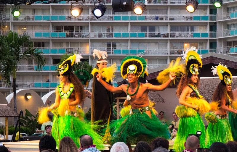 Starlight Luau at Hilton Hawaiian Viillage