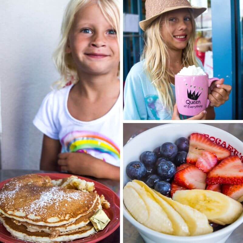 Places to eat in Waikiki with kids