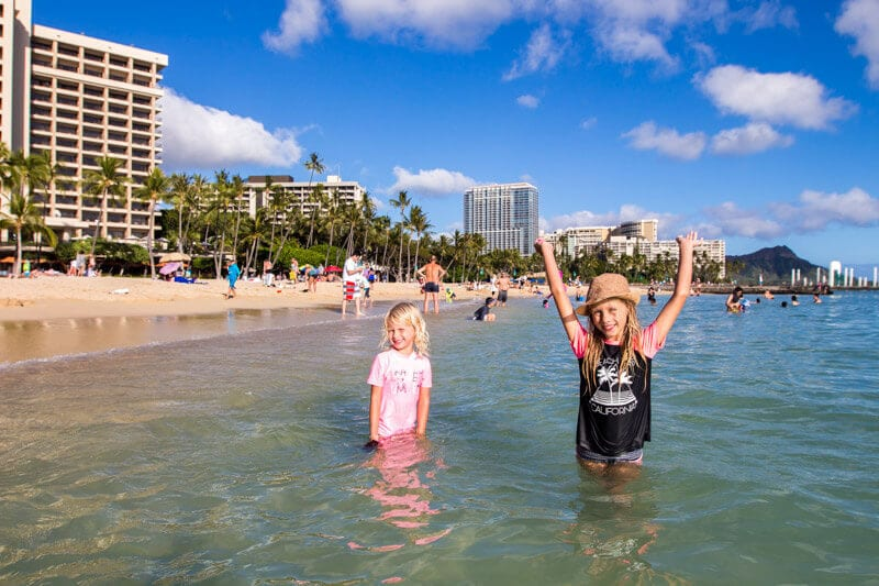 Things to do in Hawaii with kids