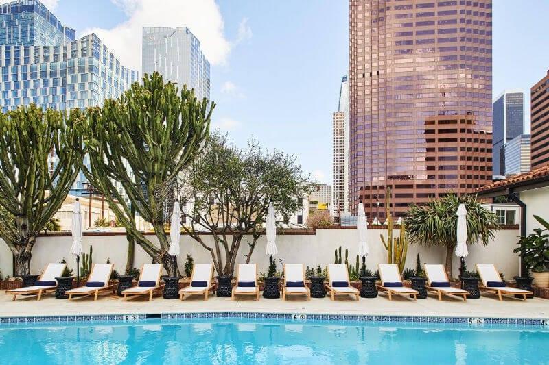 Hotel Figueroa Centre-ville de Los Angeles