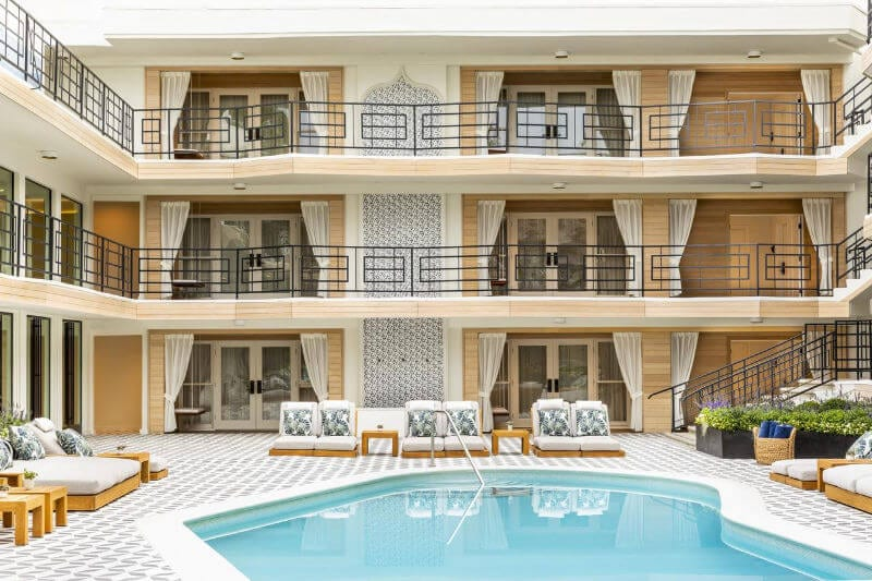 Oceana Hotel Santa Monica