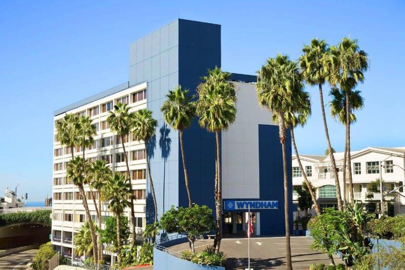 Wyndham Santa Monica sur le quai