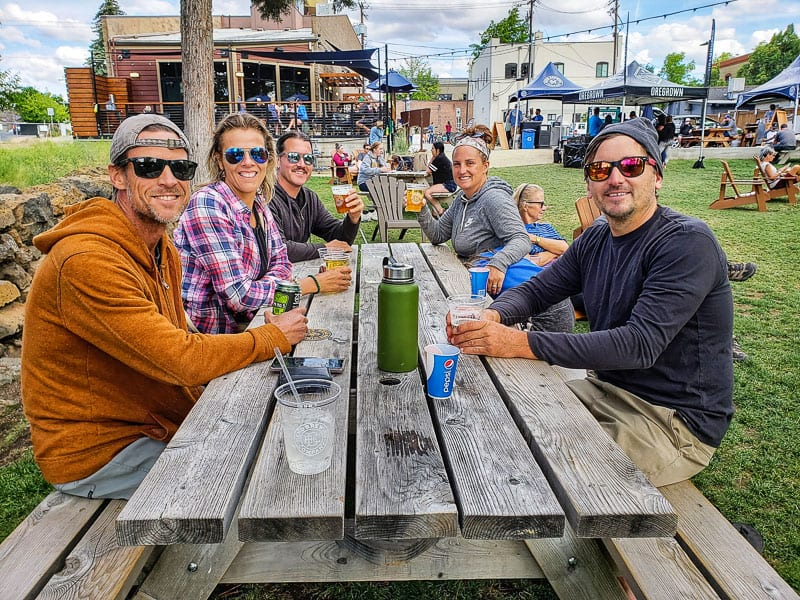Oregon's Brewery and Cidery Trail