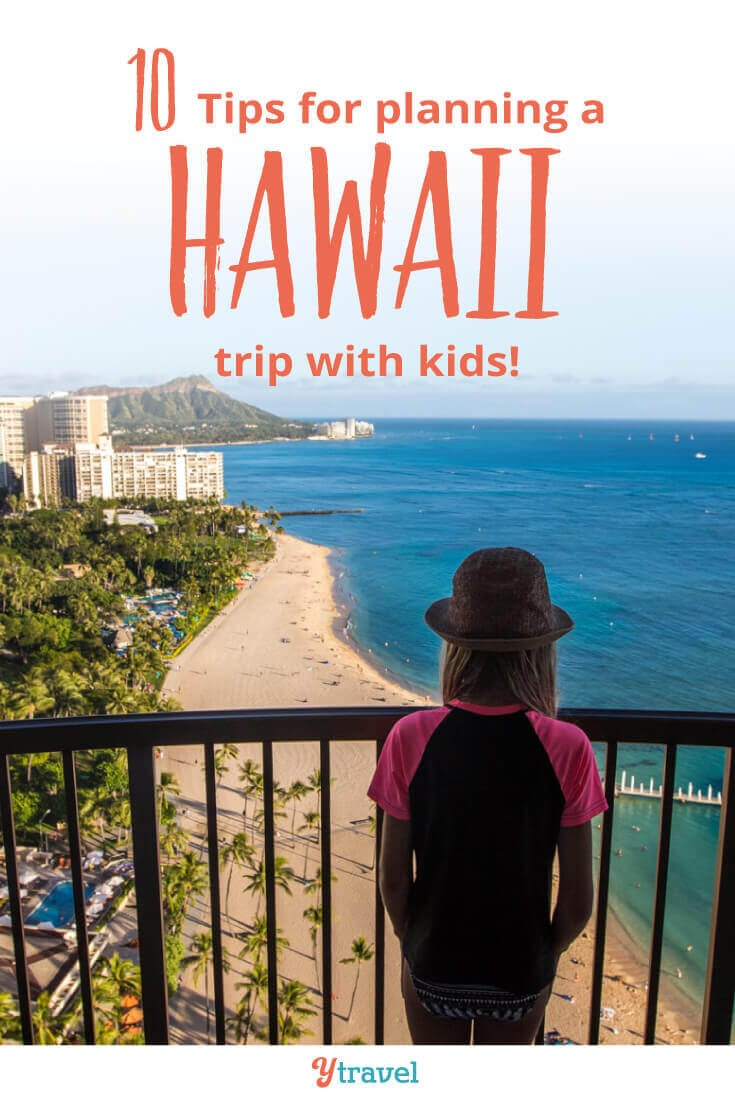 Dreaming of visiting Hawaii with kids? In this Hawaii vacation guide, I'm sharing tips on how to plan a dream family trip to Hawaii including what Hawaiian islands are best for families, how to search flights to Hawaii, accommodation in Hawaii, tips on the best things to do in Hawaii with kids, best time to visit plus much more!
