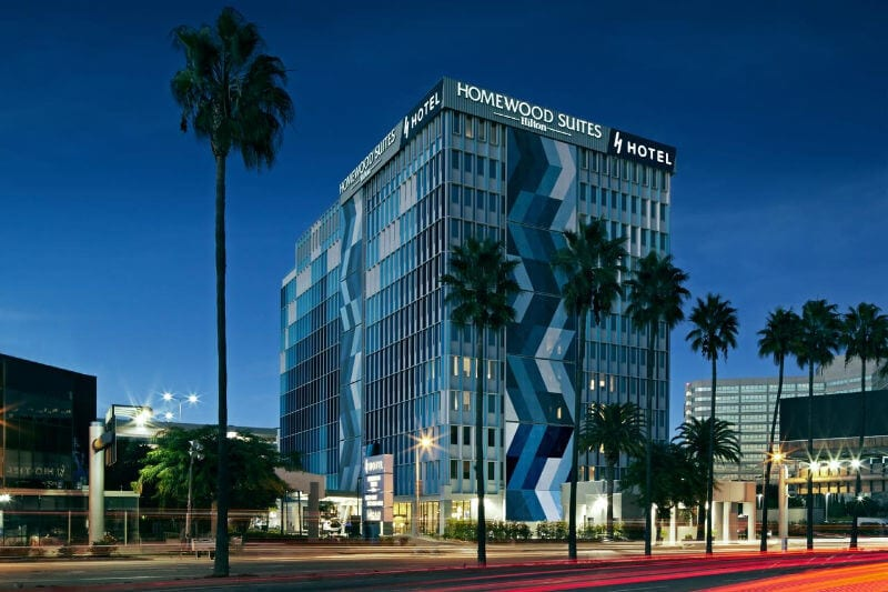 Homewood Suites by Hilton Aéroport international de Los Angeles