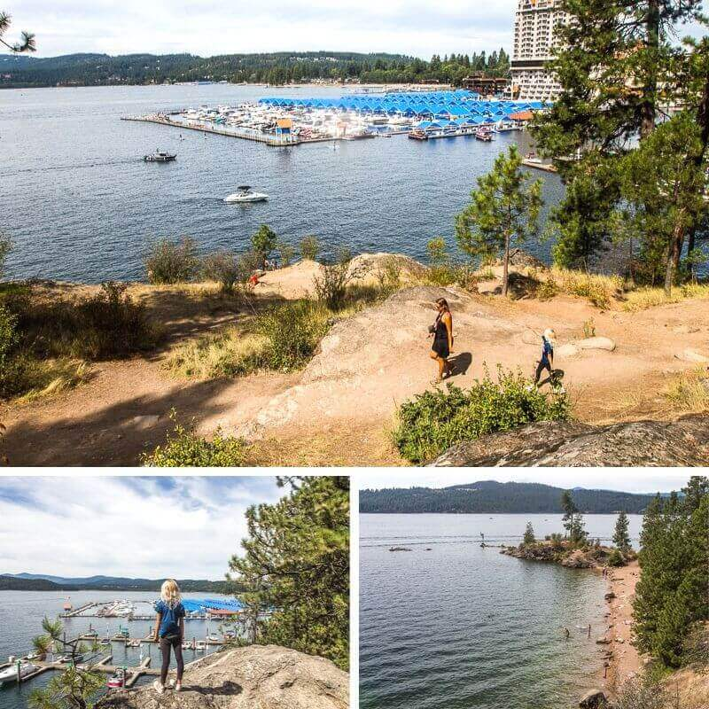 Tubbs Hill Walk, choses à faire à Coeur D'Alene, Idaho
