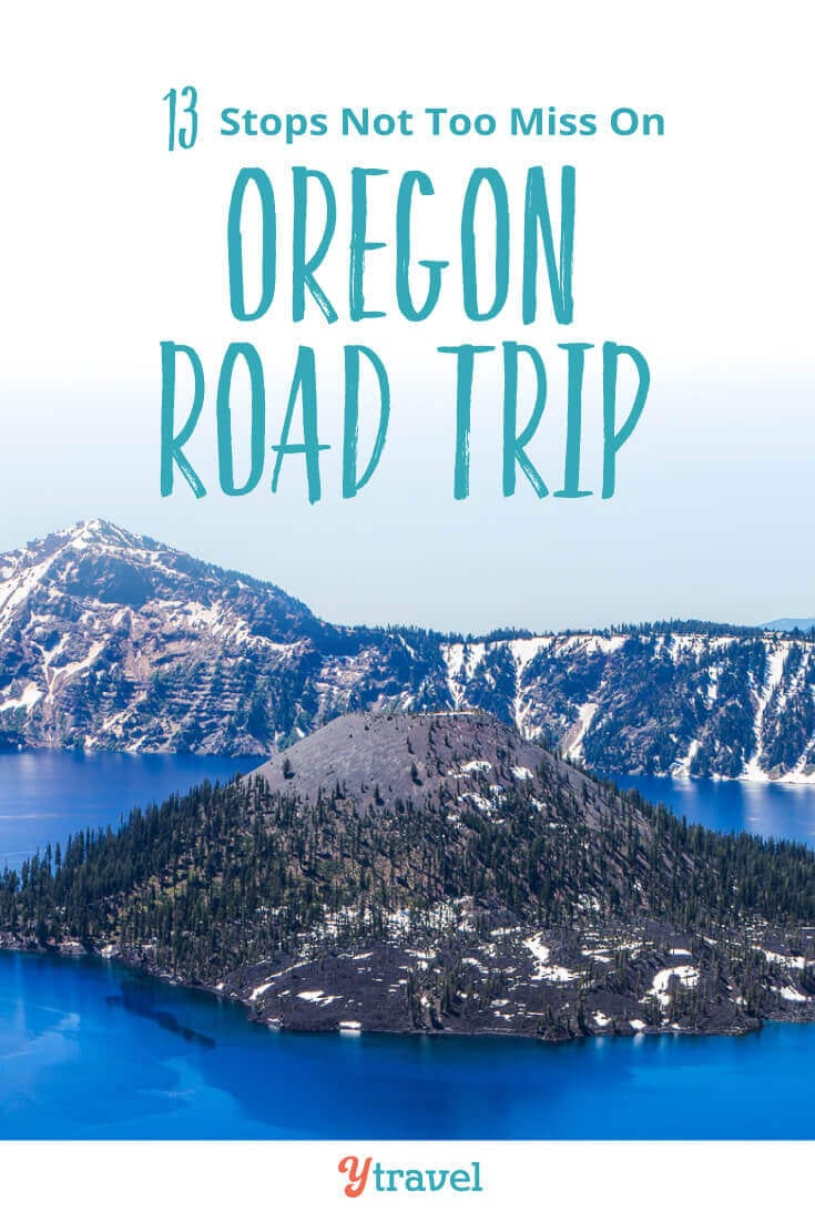 Planning an Oregon road trip? Here are 13 adventures to put on your Oregon road trip itinerary from the coast to the mountains to the forest. Don't visit Oregon before reading these Oregon travel tips!