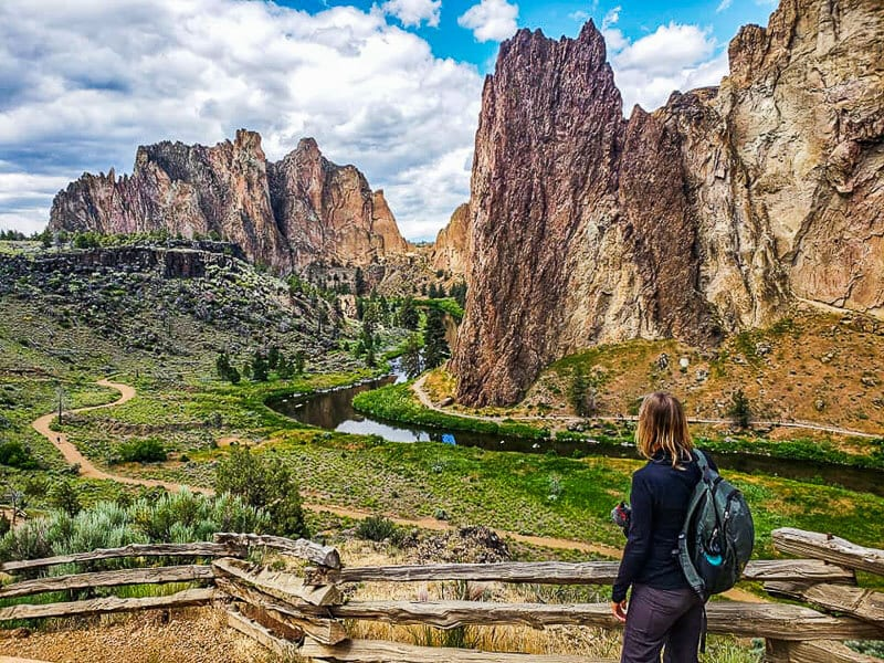 Smith Rock State Park Bend Oregon