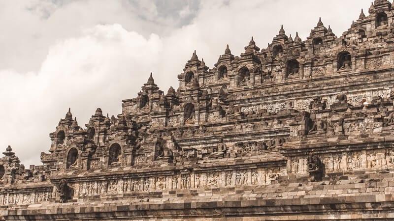 Borobudur temple central java indonesia (2)