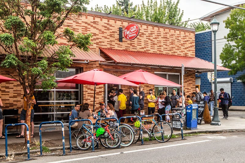 Pine State Biscuits, Portland