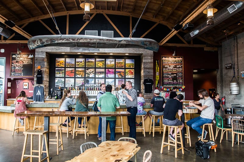 Breweries in Portland