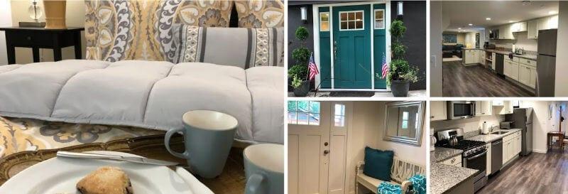 Airbnb in Portland