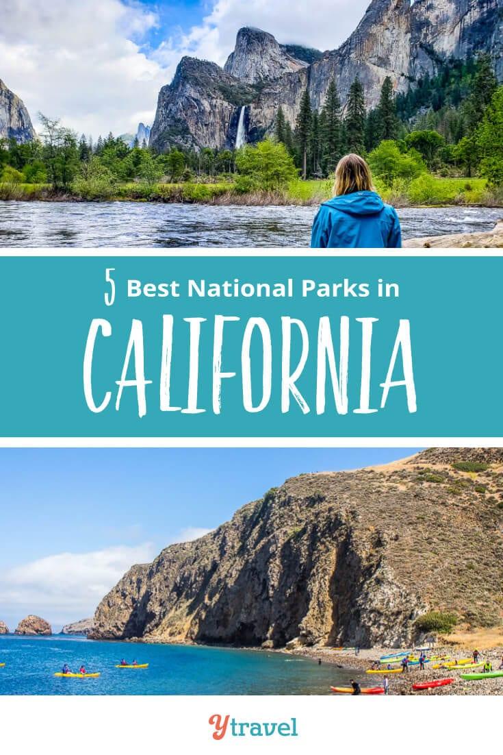 Envisagez-vous de visiter la Californie? Mettez ces 5 parcs nationaux en Californie lors de votre voyage en Californie. Ne prenez pas de vacances en Californie avant d'avoir lu ces conseils de voyage en Californie!