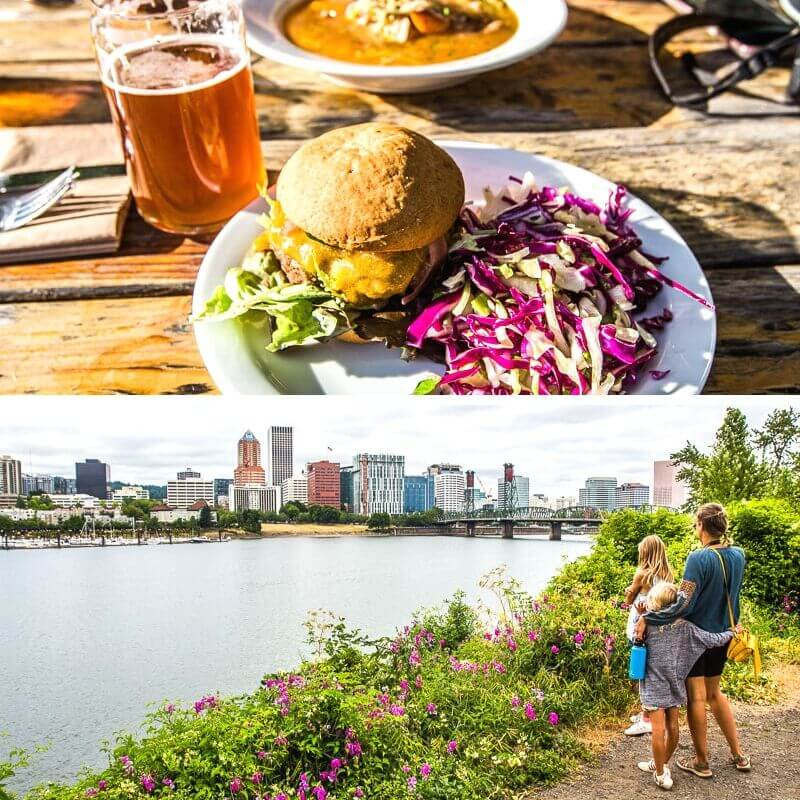 Best places to eat in Portland