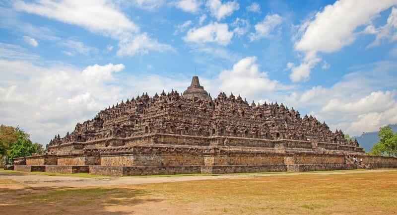 borobodur temple yogyakarta java