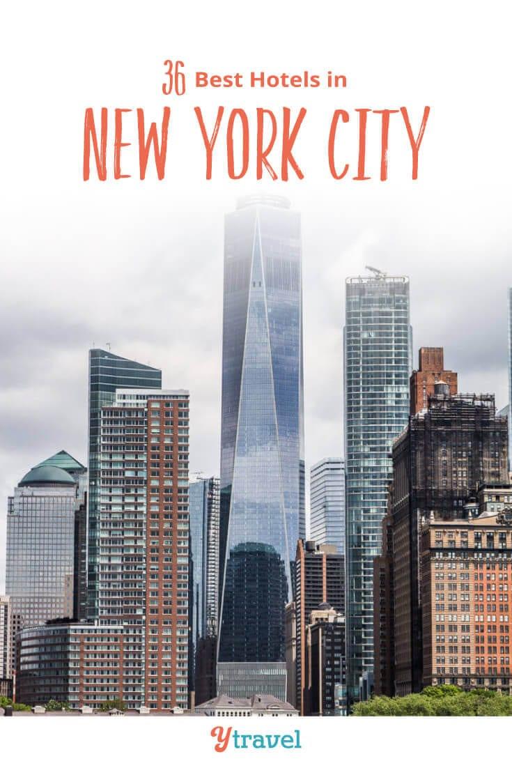 Top New York Accommodation (budget