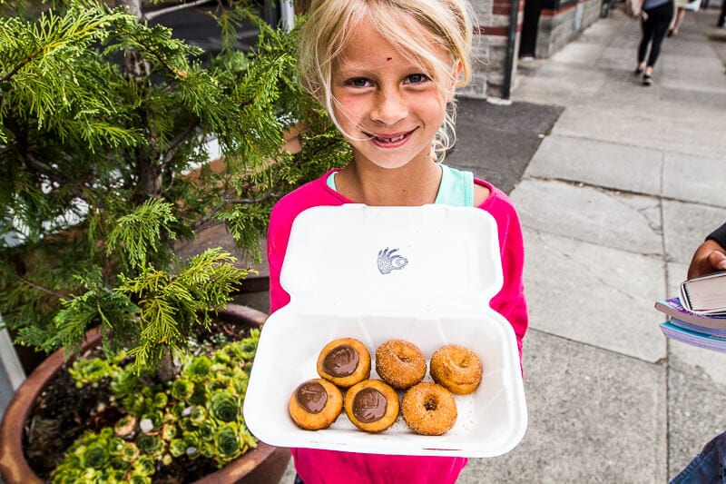 Pippis Donuts, Portland, Oregon