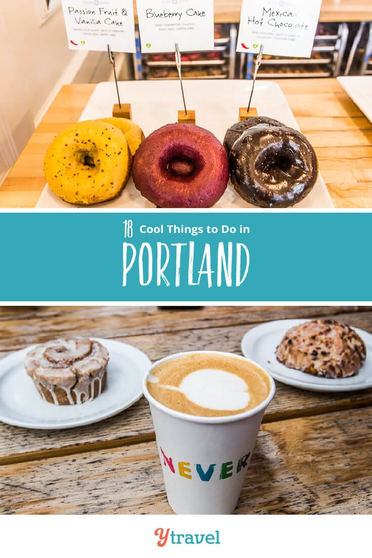 Before you visit Portland check out this list of 18 best things to do in Portland including tips on places to eat and drink, and where to stay. Don't take a Portland vacation before reading these Portland travel tips!